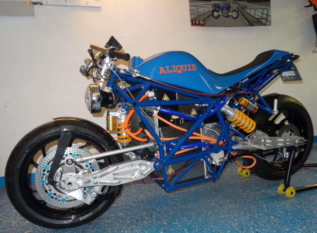 Electric Superbike, Electric Motorcycle, Superbike, EV